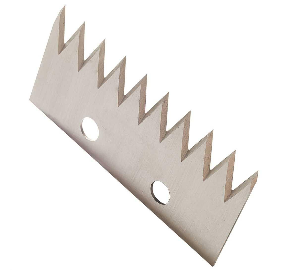 Зубчатые ножи